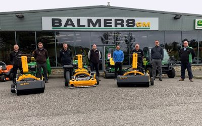 Balmers GM the latest to join INFINICUT® dealer network