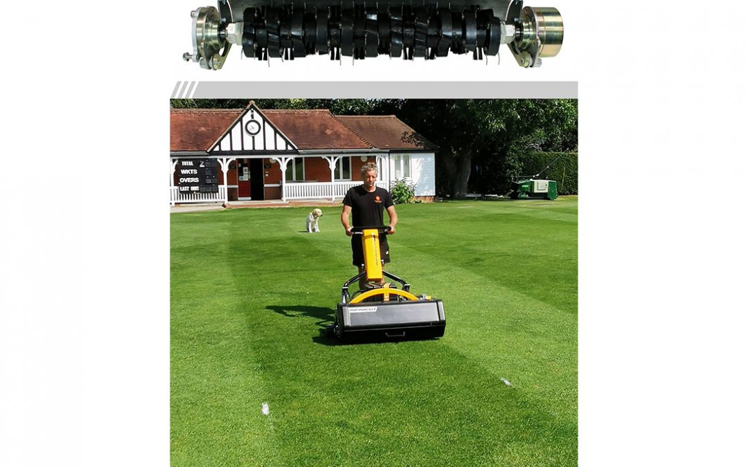 SMARTCut™ and SpringRake™ combination take maintenance to new levels at St Catharine's College